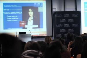 Yamina Benguigui conférence Paris Business School