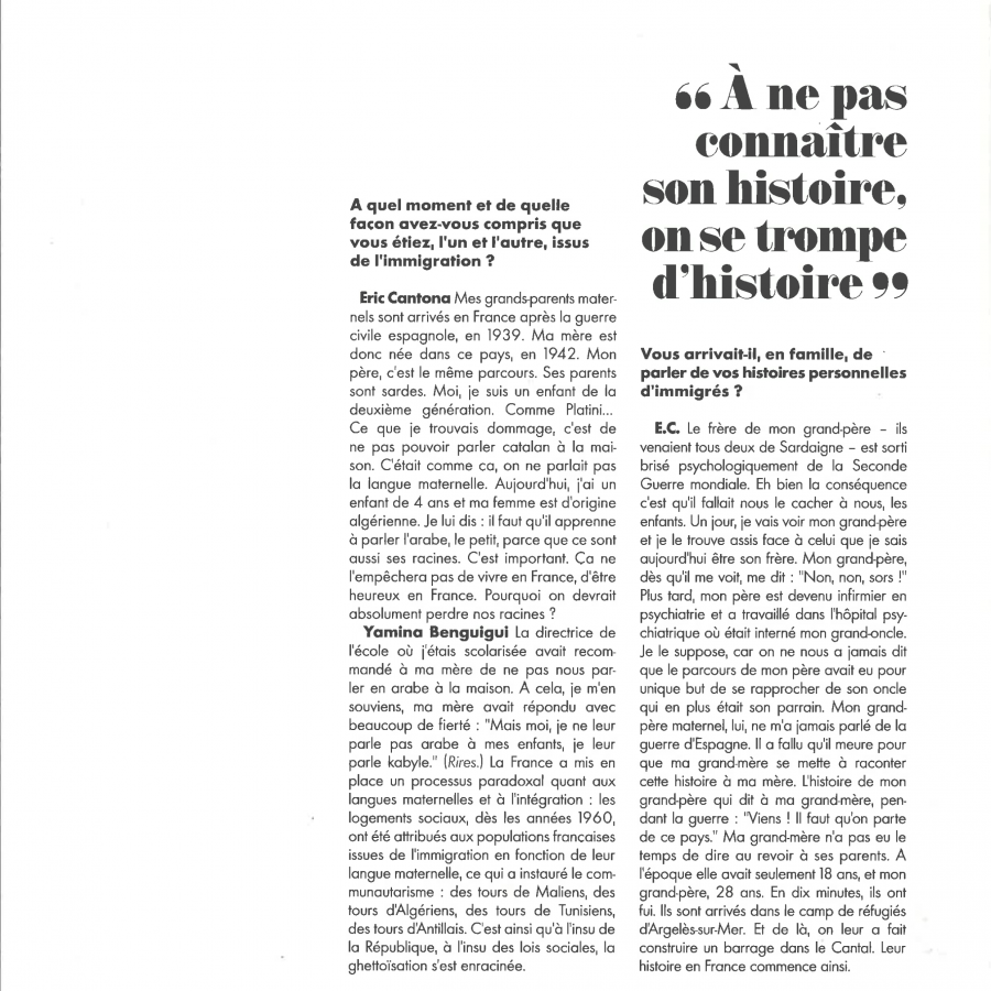 Rencontres Canal + page 3